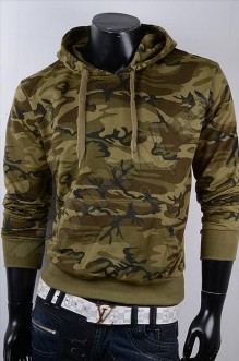 Men hooded Windhok